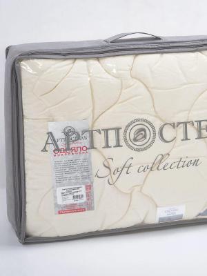 """Одеяло 140x205 """"Меринос"""" (Soft Collection) АртПостель"""