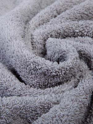 """Полотенце махра 70x140 """"Прованс серый"""" АртДизайн"""