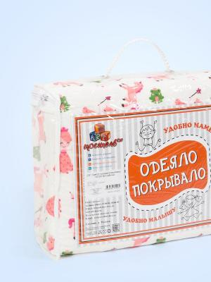 "Детское одеяло-покрывало 100x140 ""Волшебница"" АртПостелька"