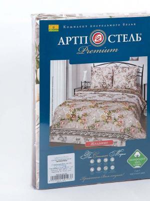 """Постельное белье бязь 2 спальное с европростыней """"Желание"""" АртПостель"""